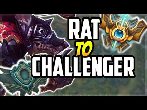 Twitch Jungle Climb to Challenger Starts Now - League of Legends thumbnail