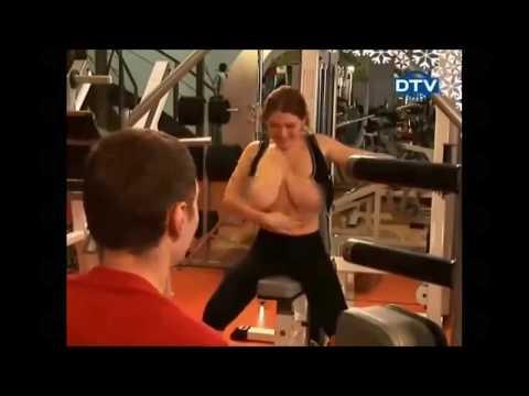 НОВИНКА ШОК!!!  случай в фитнес клубе