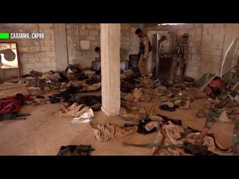 На западе Сирии