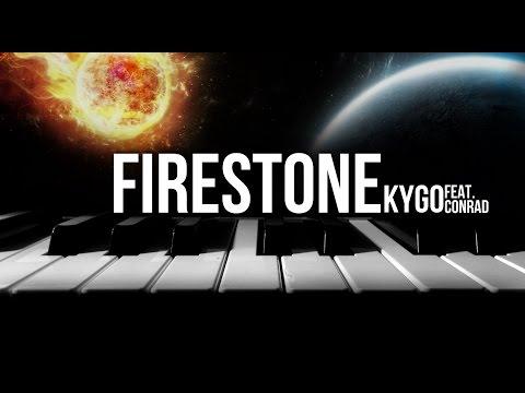 Firestone - Kygo feat. Conrad - Instrumental Cover Piano / Guitar
