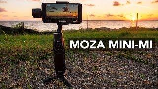 MOZA MINI MI SMARTPHONE 3-AXIS GIMBAL REVIEW