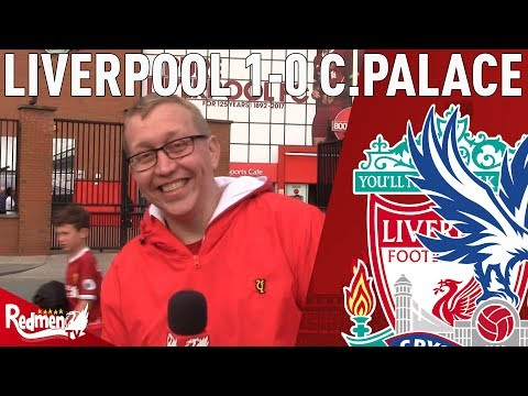 3 Points, That's What Matters! | Liverpool v Crystal Palace 1-0 | Chris' Match Reaction