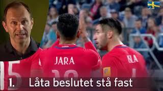Fotbolls-VM 2018 Jonas Eriksson: Det här måste du veta om VAR