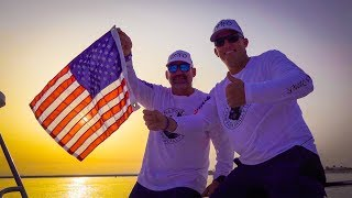 DeerMeatForDinner Represents USA in First Saudi Arabian Fishing Tournament