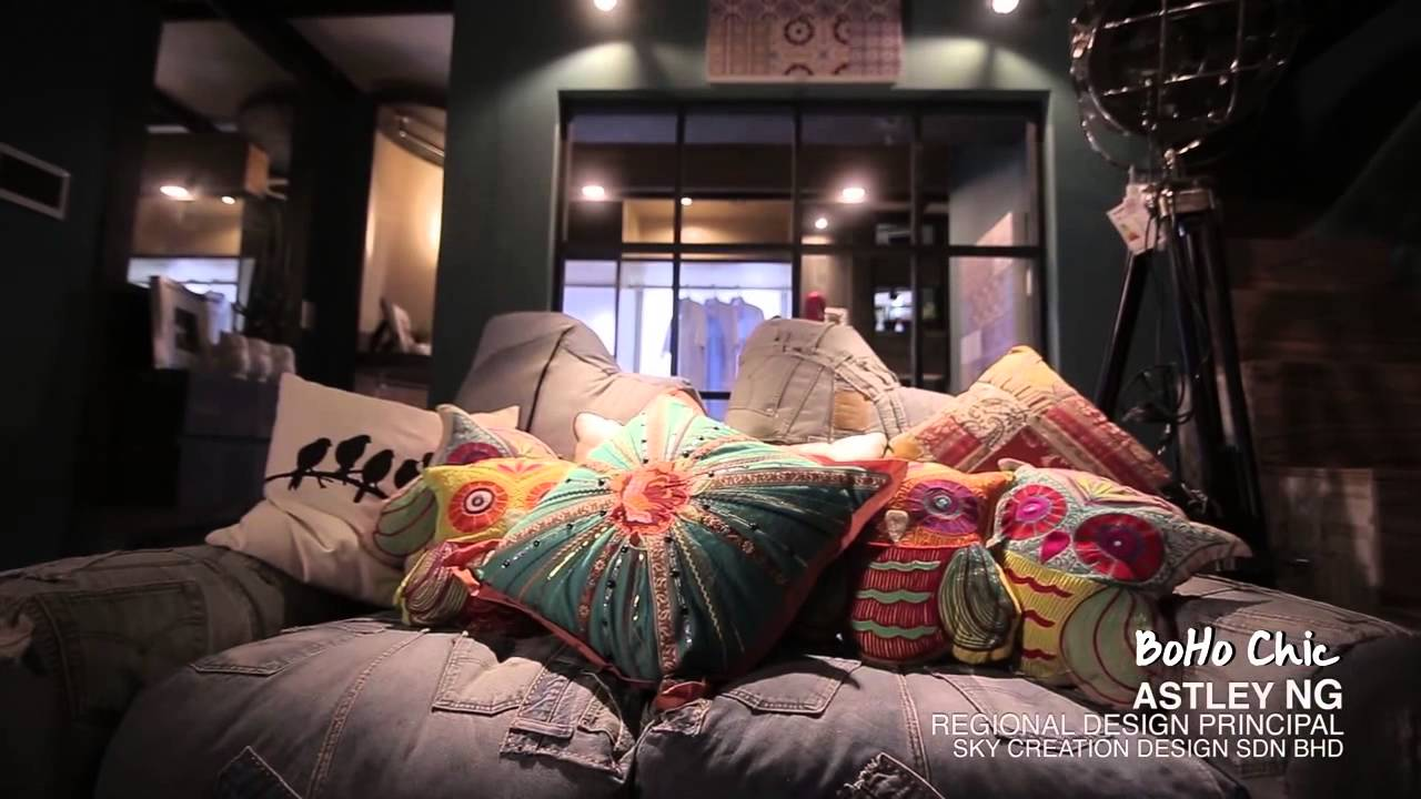 BoHo Chic   The Rooms   YouTube Part 49