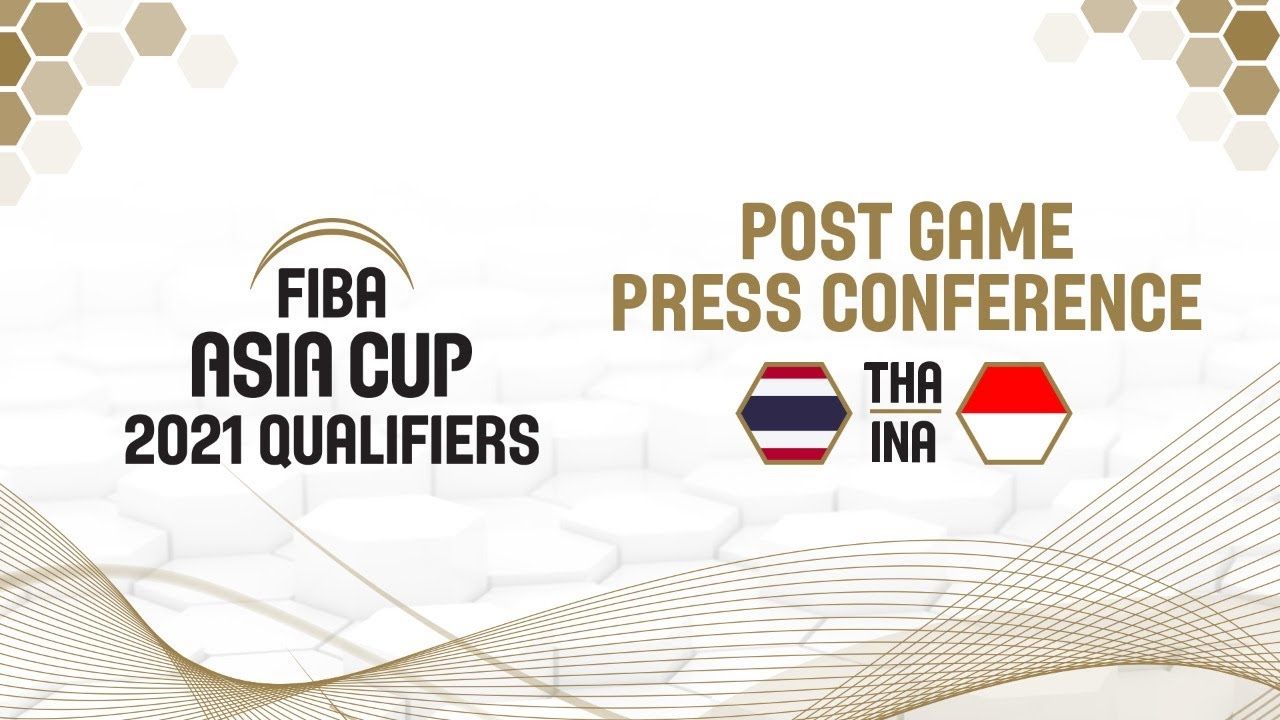 Thailand v Indonesia - Press Conference