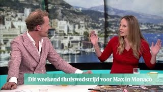 Waarom woont Max Verstappen in Monaco? - Z TODAY