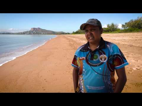 Traditional Owners and scientists working together to protect the reef