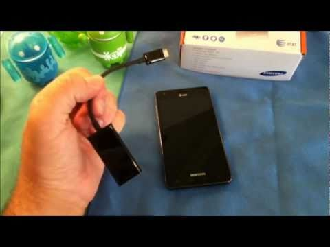 Samsung Infuse 4g review of root