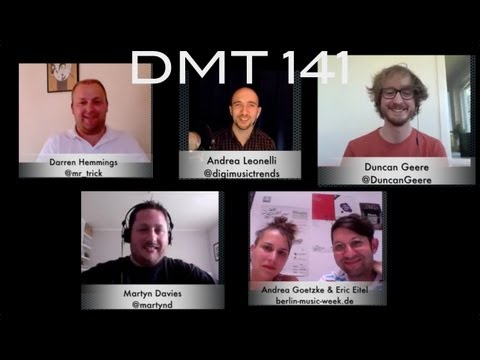 DMT 141: The Godrich/Yorke Streaming Debate, Scandinavia living the future, AT&T Leaps into Muve