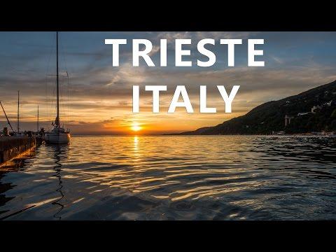 Trieste, Italy 4K