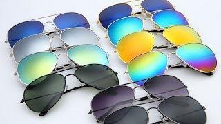 Как выбрать солнцезащитные очки(Подпишитесь на канал