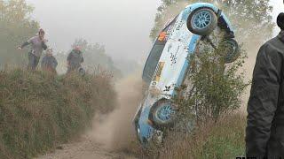 3 Städte Rallye 2018 | Crash & Gravel Action [HD]