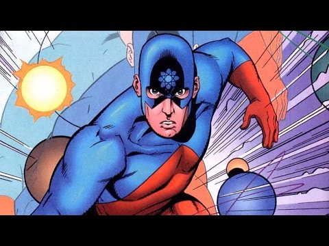 Superhero Origins: The Atom