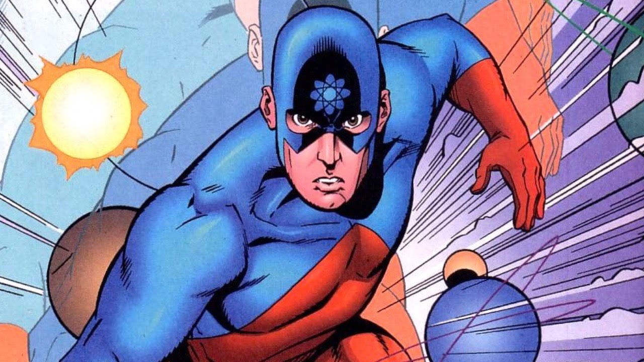 Image result for the atom dc comics
