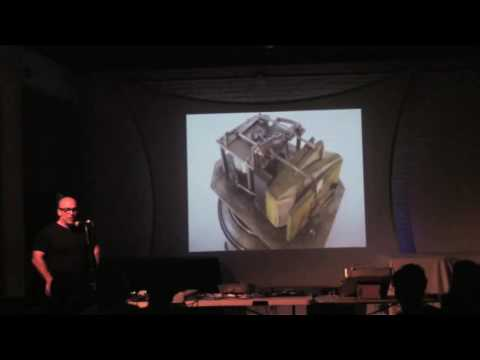 Andy Cavatorta Talk at ShapeShifter Lab