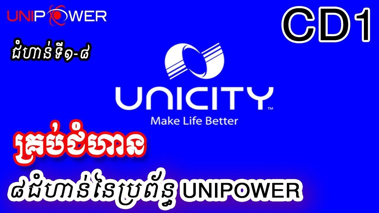 Health and Hygiene KH | ជំហានទី១ដល់ទី៨  Step 1-8 Non Stop | Unicity | #MRecording