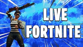 LIVE DÉTENTE SUR FORTNITE BATTLE ROYALE !!!