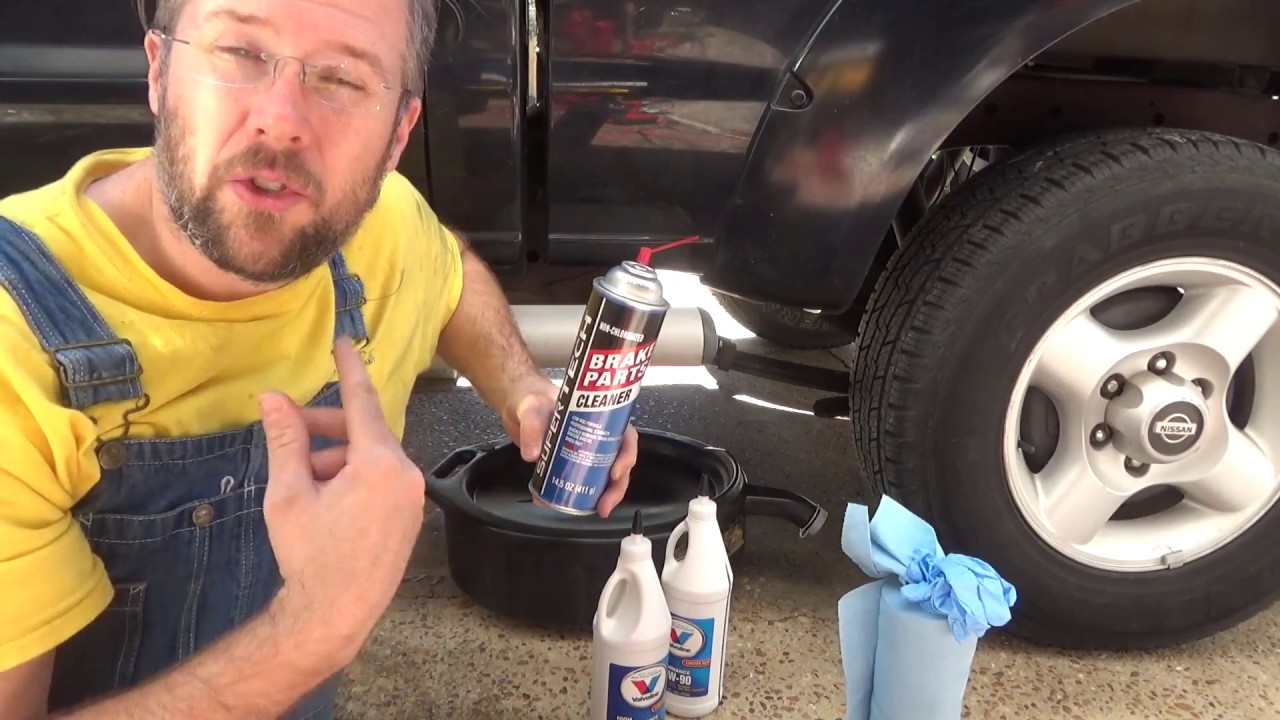 2001 nissan frontier rear differential fluid capacity
