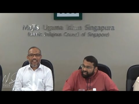 LGBT issues in Modern Islam | Questions in Singapore ~ Dr. Yasir Qadhi