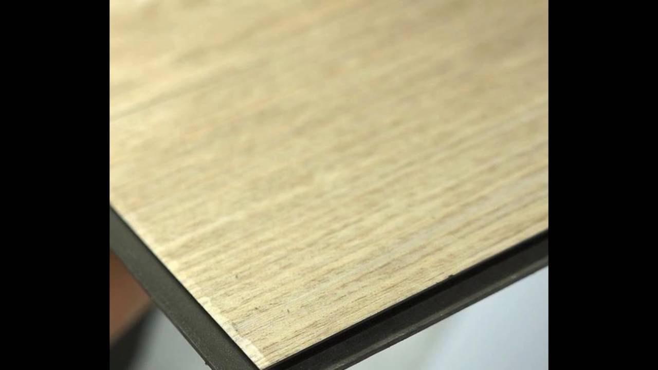 4mm 6mm Thickness Wood Vinyl Lock Flooring Supplier