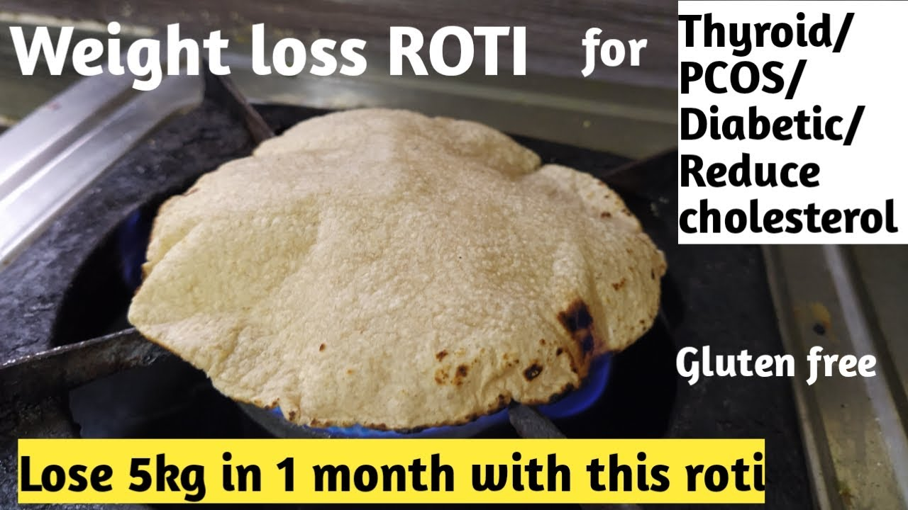 Diet recipes to lose weight fast ।Oats roti Recipe। How to make Oats roti at home।Weight loss recipe