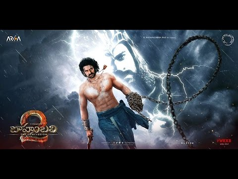 Watch: Baahubali 2 – The Conclusion First Look Motion Poster