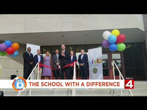 Live in the D: Detroit Country Day school inspires students to strive
