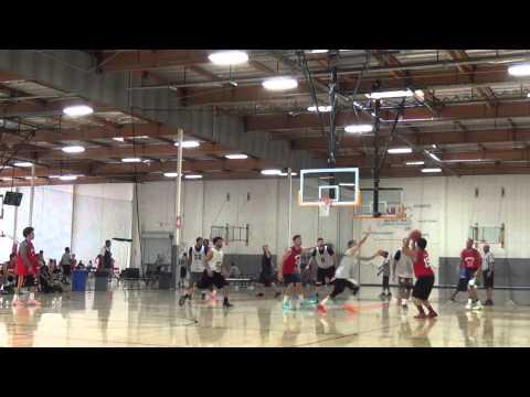 RudeBoyz Next Level Sports Complex Adult Basketball Tournament semi finals (1/2)