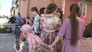 Свадьба Бислана в Малгобеке (с участием чеченских артистов),28.05.2012г. ,6 часть