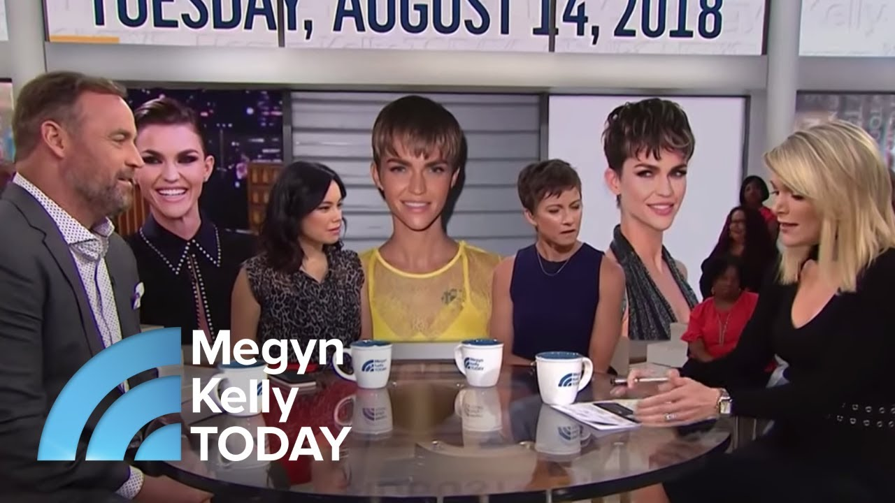 Megyn Kelly Roundtable Discusses Ruby Rose's Batwoman Controversy | Megyn Kelly TODAY
