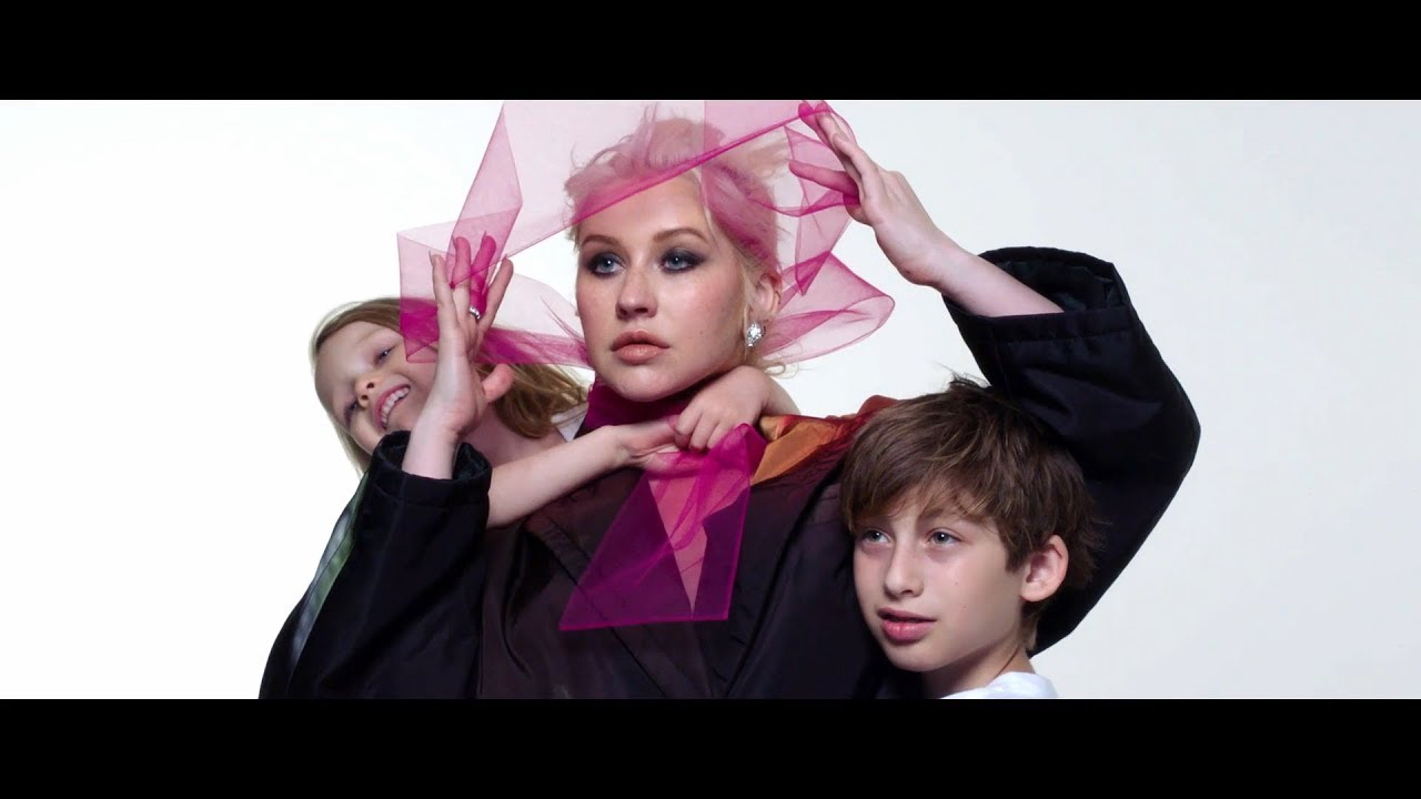 Kanye West, Christina Aguilera, and More Music Icons Pose With Their Kids For Harper's Bazaar