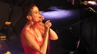 Lisa Stansfield - Billionaire - live @ Kaufleuten in Zurich 30.04.2018