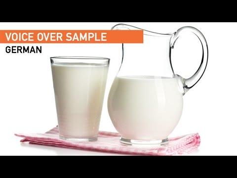 Milch Werbung • Annabell Osorio German Female Voice