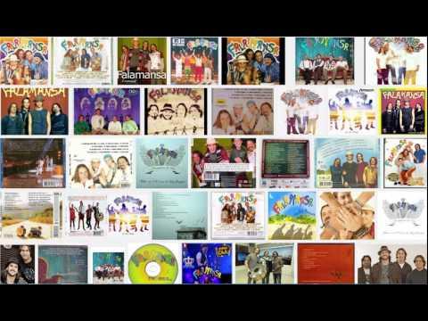 discografia completa do falamansa