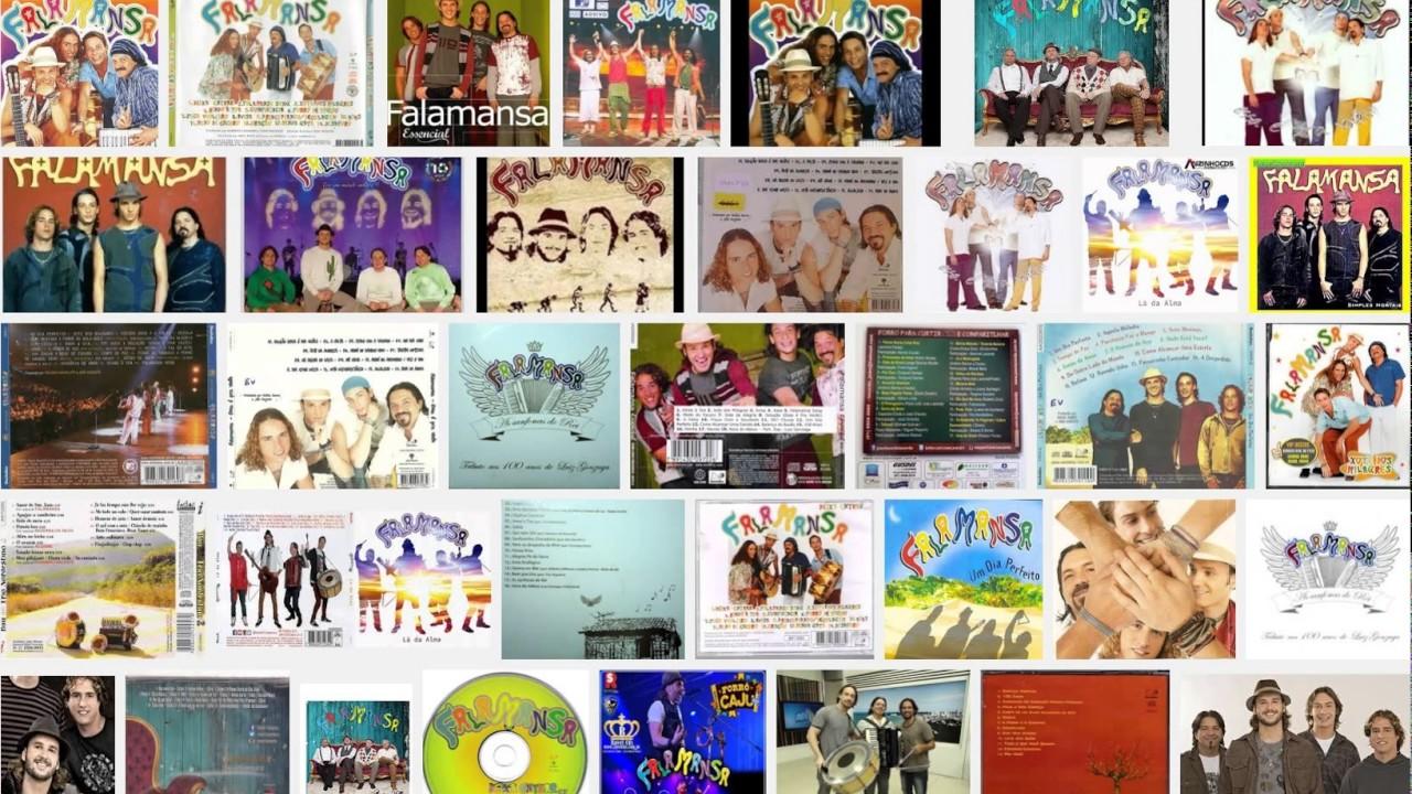 CD DISCOGRAFIA BAIXAR FALAMANSA