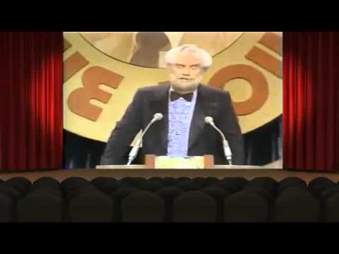 Foster Brooks Roast Peter Marshall