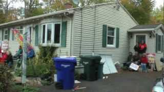 Mendez Family Eviction Blockade in Springfield MA