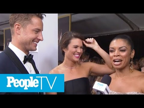 This Is Us: Mandy Moore & Cast Open up About Adjusting To The Show's Mega Success | PeopleTV