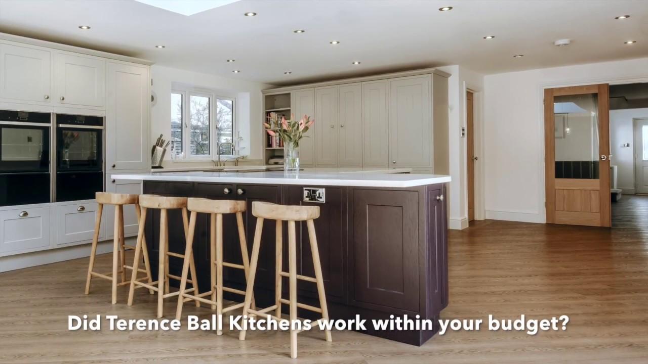 Terence Ball Kitchens Kitchen Manufacturer Somerset Devon