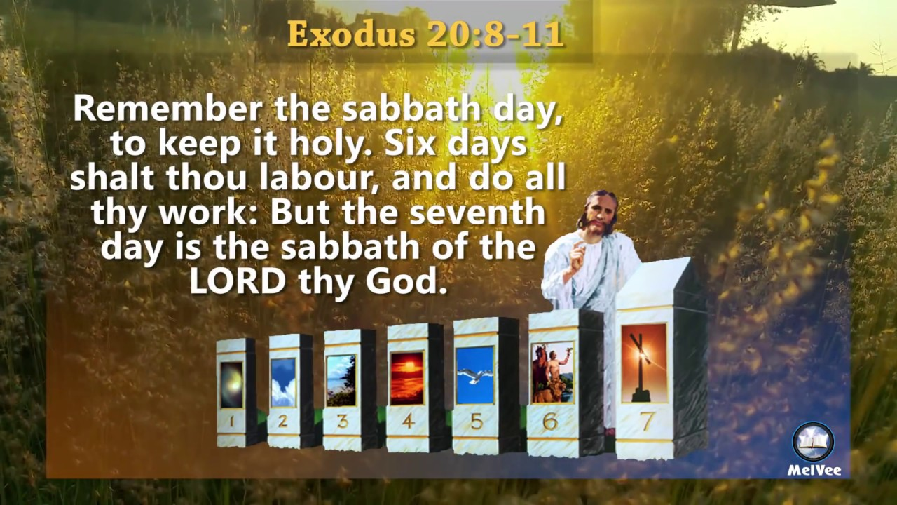Holy time the sabbath day youtube holy time the sabbath day kristyandbryce Image collections