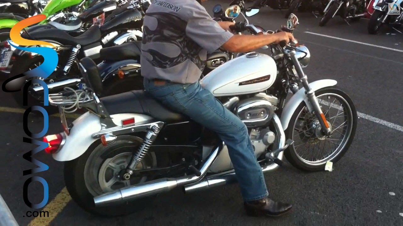 Cómo suena una Harley Davidson - Espectacular!! - YouTube