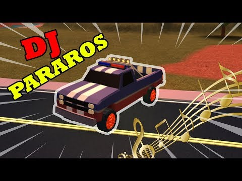SAMOCHÓD DISCO POLO W JAILBREAK? - ROBLOX  #420