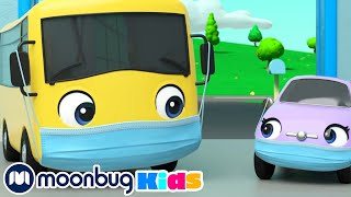Buster Gets Sick  Wash Your Hands! | | Go Buster By Little Baby Bum | Kids Cartoons & Baby Videos