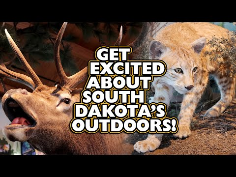 Get Excited About South Dakota's Outdoors!