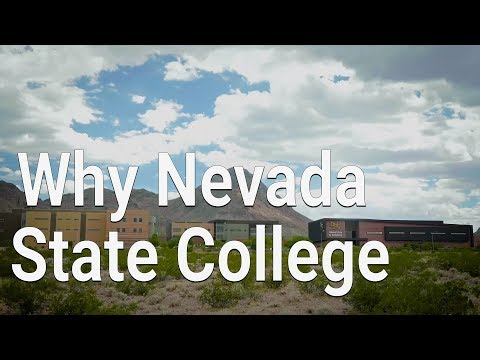 Why Nevada State College