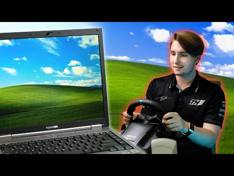 Gaming On A $10 Windows XP Laptop In 2020!