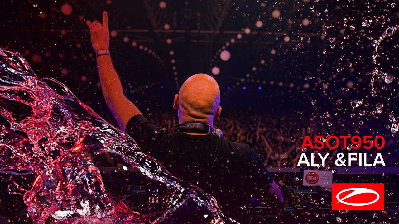 Aly & Fila live at A State Of Trance 950 (Jaarbeurs, Utrecht - The Netherlands)