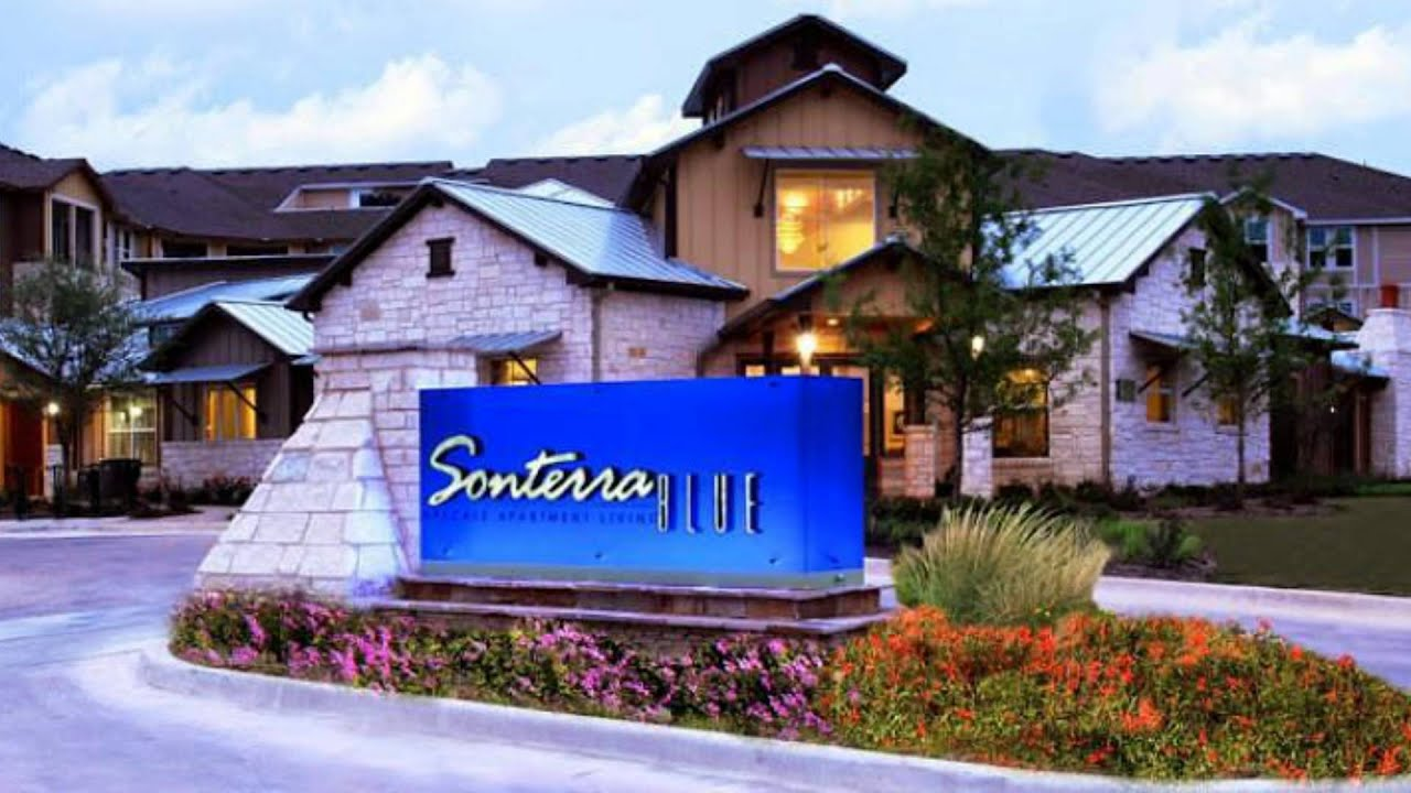 Sonterra Blue Apartments