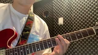 Donna lee jazz guitar solo (진해…